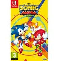 Nintendo Switch: Sonic Mania Plus