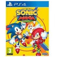 PS4: Sonic Mania Plus