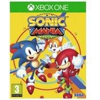 Xbox One: Sonic Mania Plus