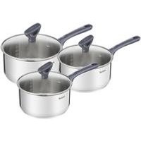 Tefal Daily Cook Titanium Non Stick Pan Set