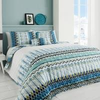 Tribe Quilted Throw/Bedspread