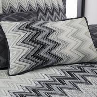 Chevron Filled Boudoir Cushion