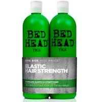 TIGI Bed Head Elasticate Strengthening Shampoo and Conditioner
