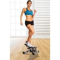 Body Sculpture Lateral Stepper With Resistance Cords