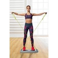 Body Sculpture 18-In-1 Gym with DVD and Carry Bag