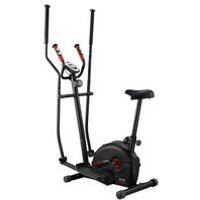 Body Sculpture 2-In-1 Magnetic Elliptical and Bike