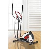 Body Sculpture Magnetic Elliptical Cross-Trainer with Sensors