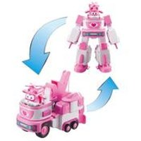 Super Wings Deluxe Transforming Vehicle Dizzy