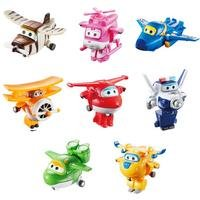 Super Wings World Airport Crew Collector Pack + 7 PVC Figures