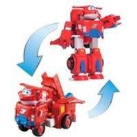 Super Wings Jetts Super Robot Suit