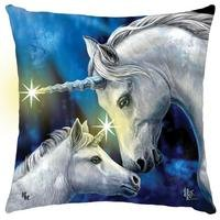 Sacred Love Unicorn Light Up Cushion
