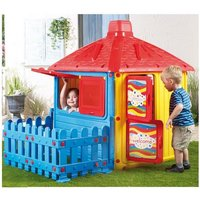 Multi Coloured Playhouse