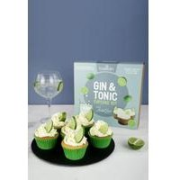 Bakedin Gin and Tonic Cupcake Kit