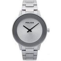 Police Silver Sunrise Watch