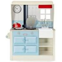 Plum Farmhouse Wooden Role Play Kitchen