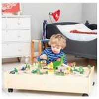 Plum Roar A Saur Wooden Play Table