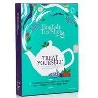English Tea Shop Organic Book Style Gift Pack