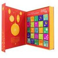English Tea Shop Organic Book Style Advent Calendar