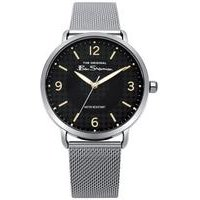 Ben Sherman Plaid Watch