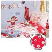 The Elf on the Shelf Joy Junior Duvet Set