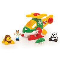 WOW Toys Harry Copter Animal Rescue Play Set