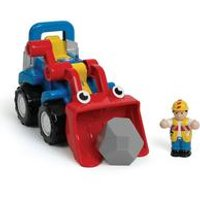 WOW Toys Lift-it Luke Play Set