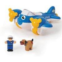 WOW Toys Police Plane Pete Play Set