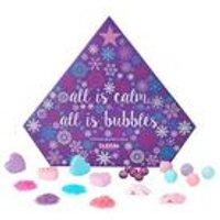 S and G Bubble Boutique Bath Advent Calendar