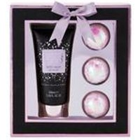 S and G Glitz and Glam Bath Bombed Gift Set