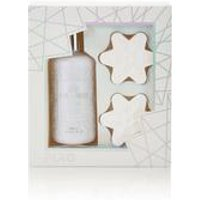 S and G Puro Fizz Body Wash Set