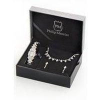 Philip Mercier Watch & 2 Piece Jewellery Set
