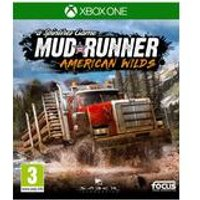 Xbox One: Mudrunner - American Wilds Edition