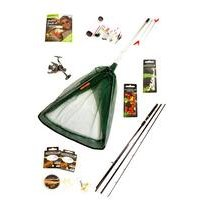 Fishing Nets/rods + Accessories Coarse Kit