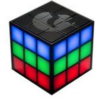 Goodmans LED Lights Cube Speaker