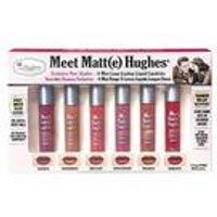 theBalm Meet Matte Hughes Mini Lipstick Set