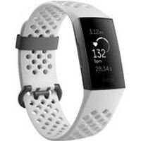 FitBit Charge 3 Special Edition Graphite White