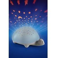 Pabobo Musical Turtle Stars Projector