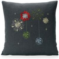 Party Embroidered Cushion Cover