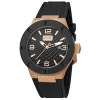 Just Cavalli Rock Brown Dial Ladies Watch