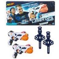 Nerf Laser Alpha Gun Toy