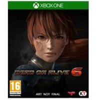 Xbox One: Dead Or Alive 6