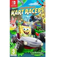 Nintendo Switch: Nickelodeon Kart Racers