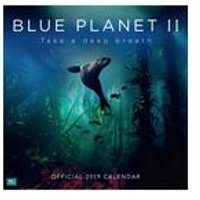 BBC Blue Planet Calendar 2019