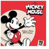 Mickey Mouse 90th Anniversary Calendar 2019
