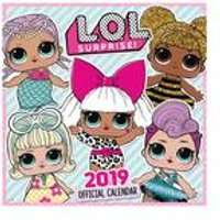 L.O.L Surprise Calendar 2019