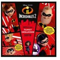 Incredibles Calendar 2019