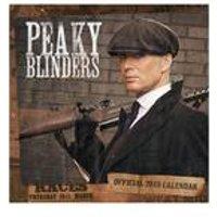 Peaky Blinders Calendar 2019