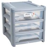 Whatmore Shallow 3 Drawer Unit