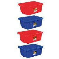 Whatmore Set of 4 Stack and Store 16L