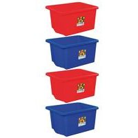 Whatmore Set of 4 Stack and Store 35L